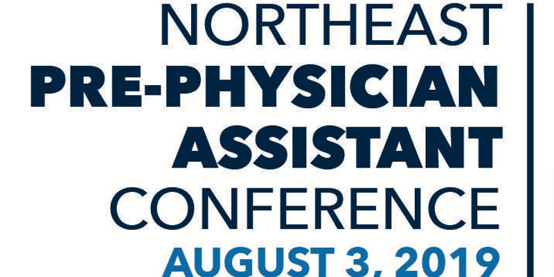Attend a Pre-PA Conference in New Jersey on August 3