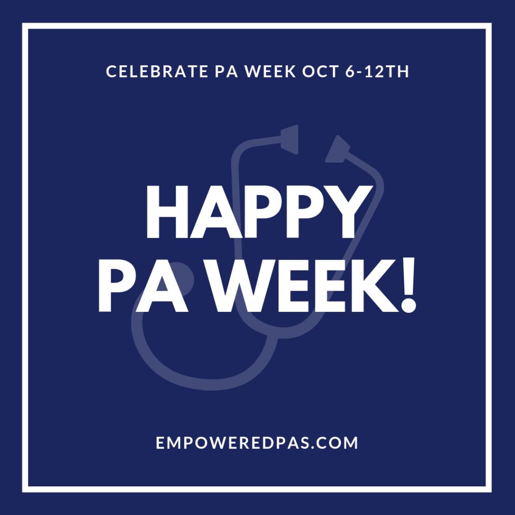 PA Week 2020!